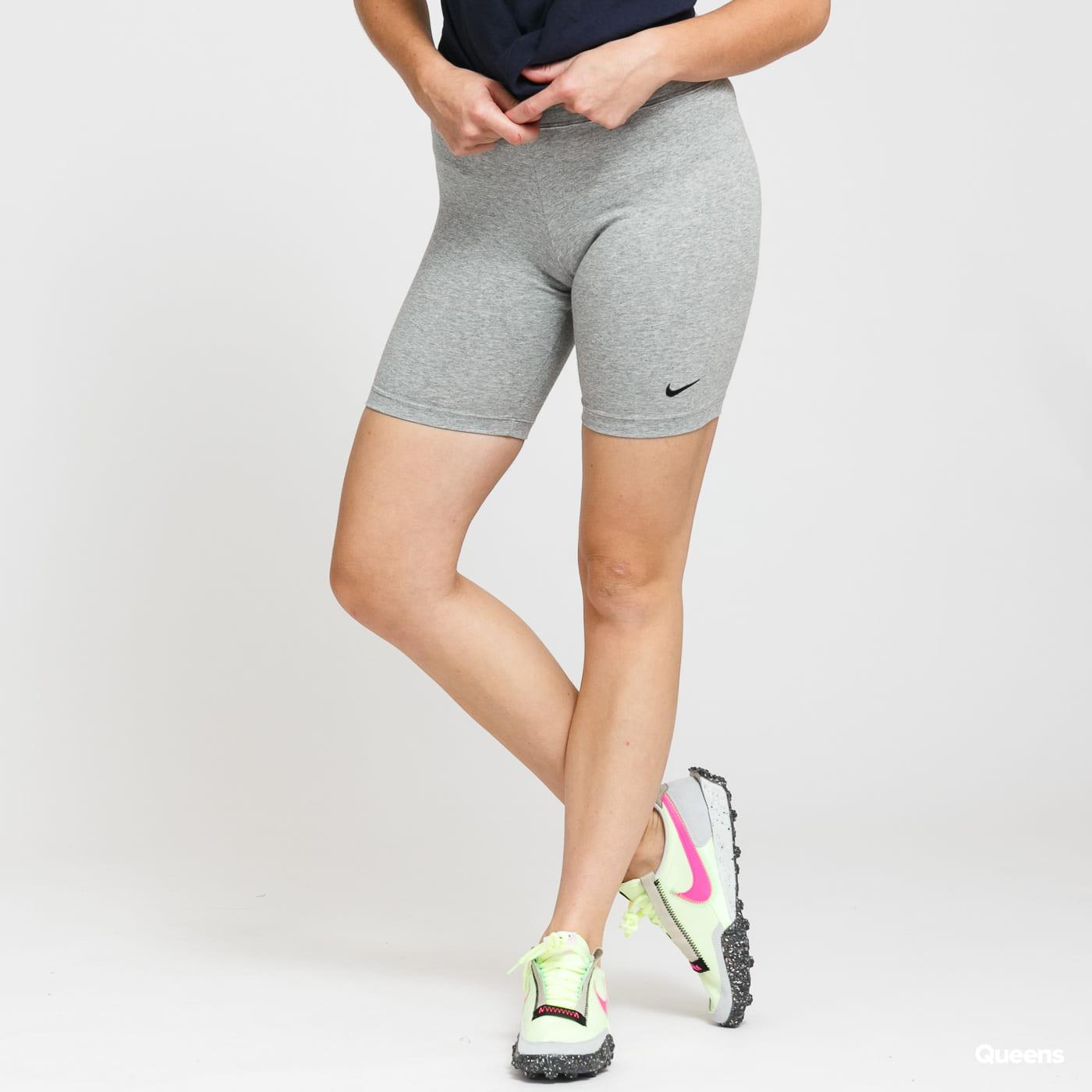 Nike W NSW Legasee Bike Short melange grey