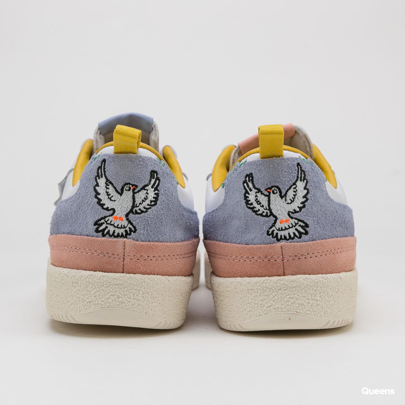 Puma Oslo-City KIDSUPER puma white - peach beige