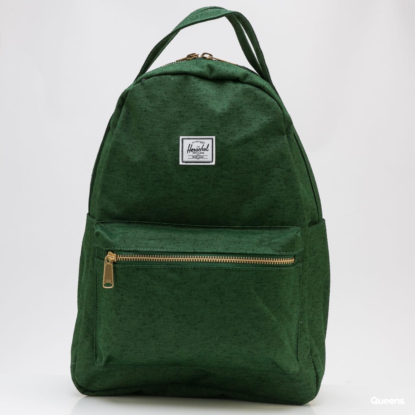 The Herschel Supply CO. Nova Mid Backpack melange dark green