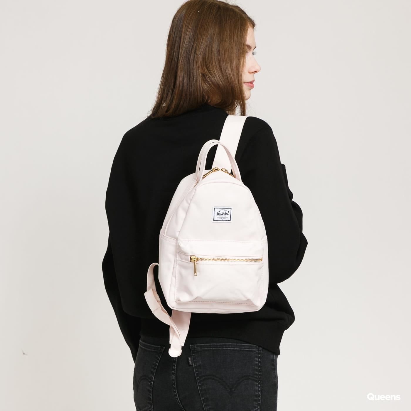 The Herschel Supply CO. Nova Mini Backpack light pink