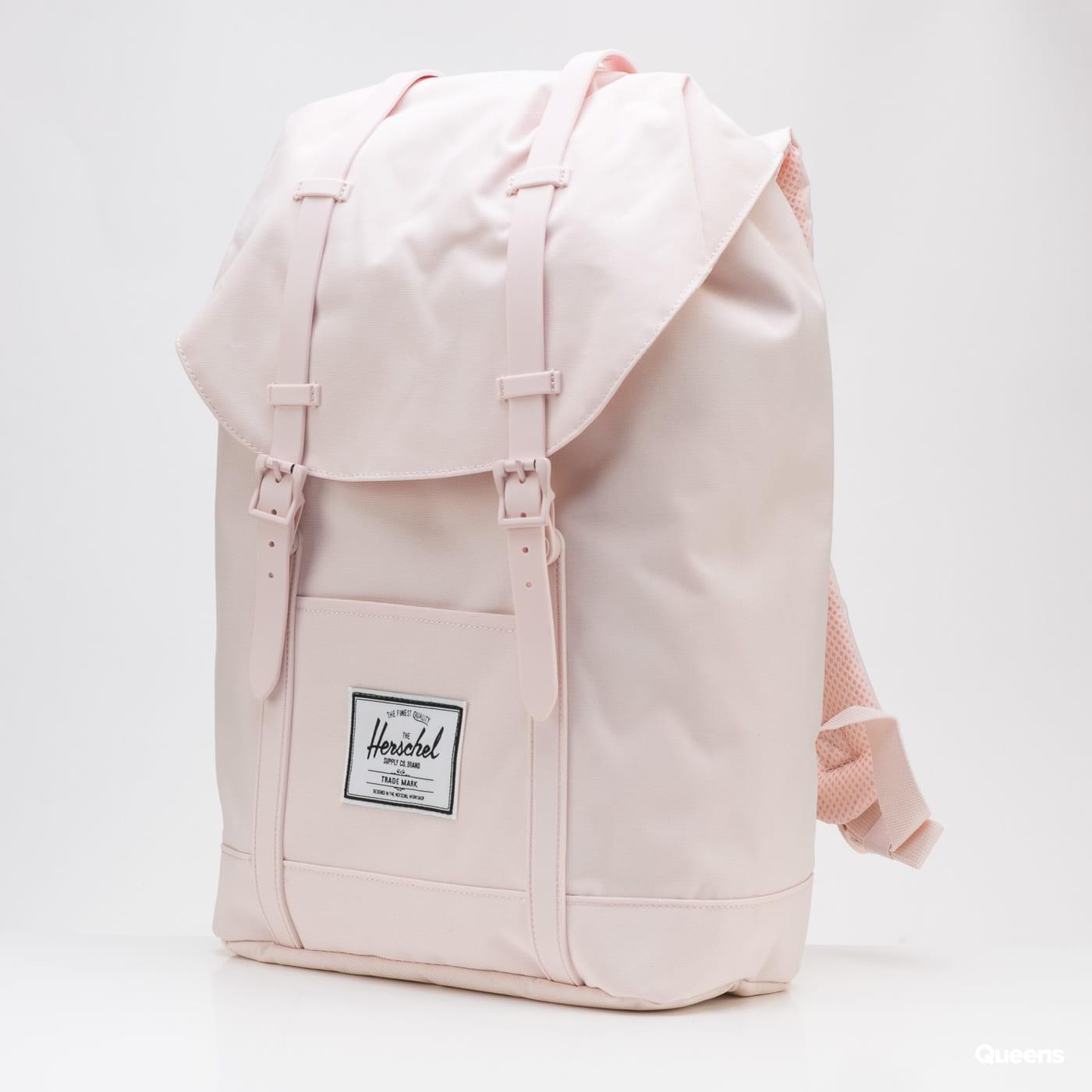 The Herschel Supply CO. Retreat Backpack light pink