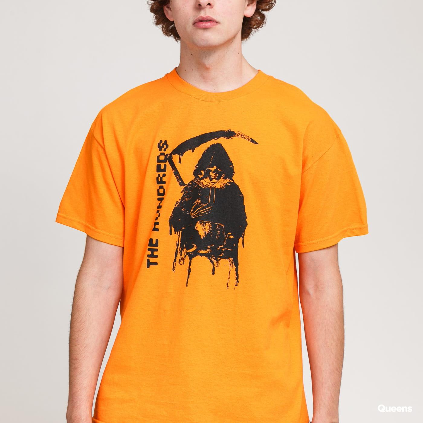 The Hundreds Hood T-Shirt orange
