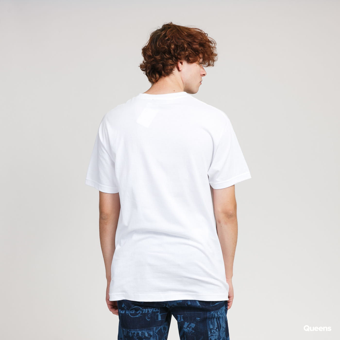 The Hundreds Personality T-Shirt blue / turquoise