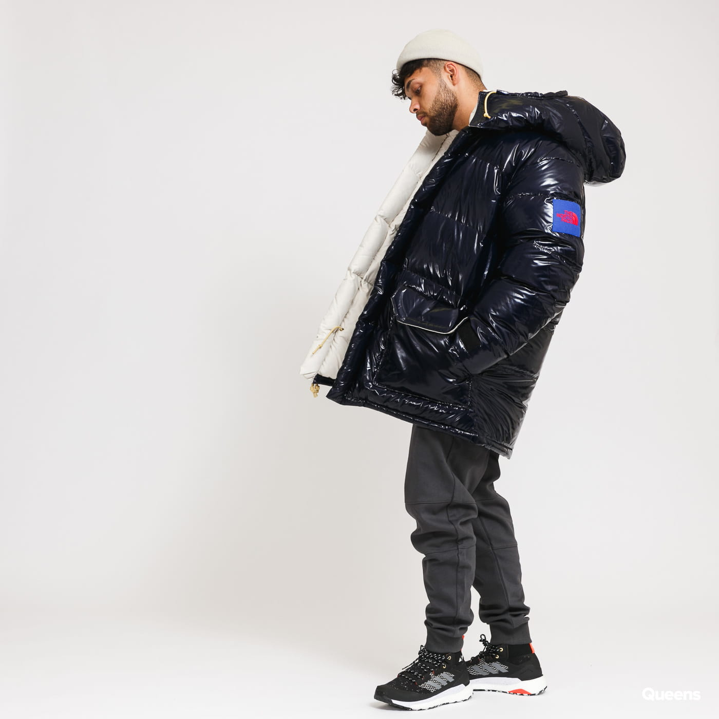 The North Face Brown Label Ripstop Down Parka nava
