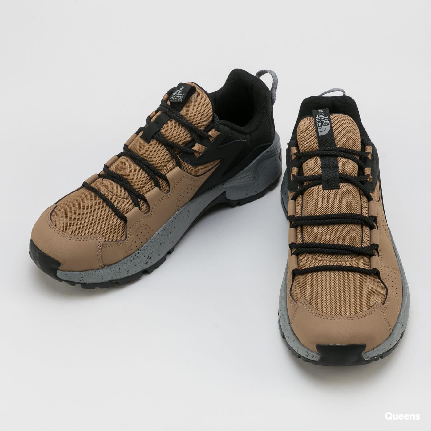The North Face M Trail Escape Crest II utility brown / tnf black