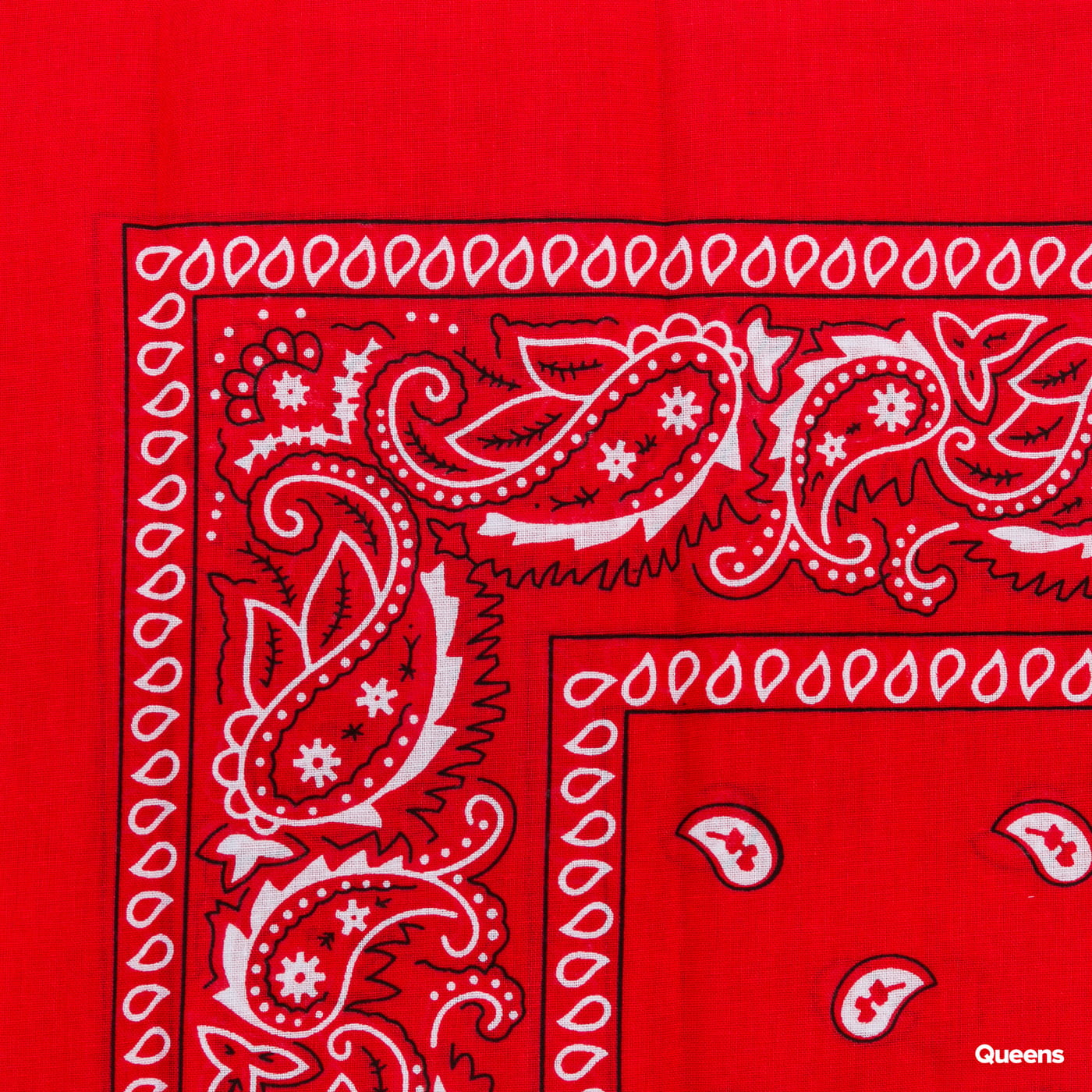 Urban Classics Bandana red