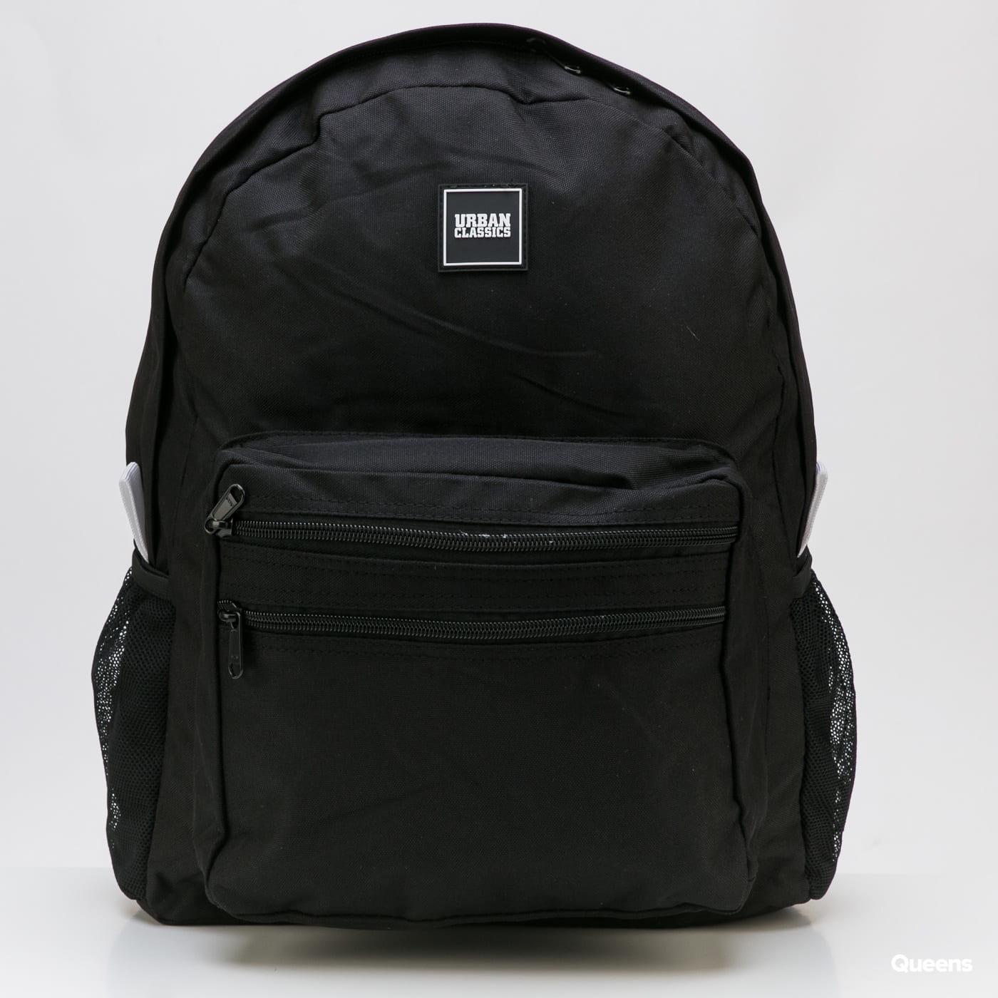 Urban Classics Basic Backpack black