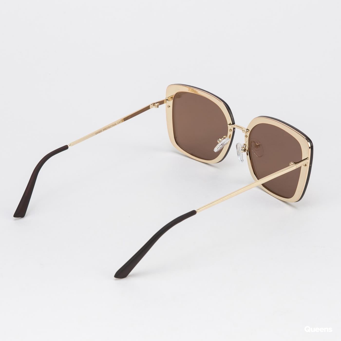 Urban Classics Sunglasses December UC golden
