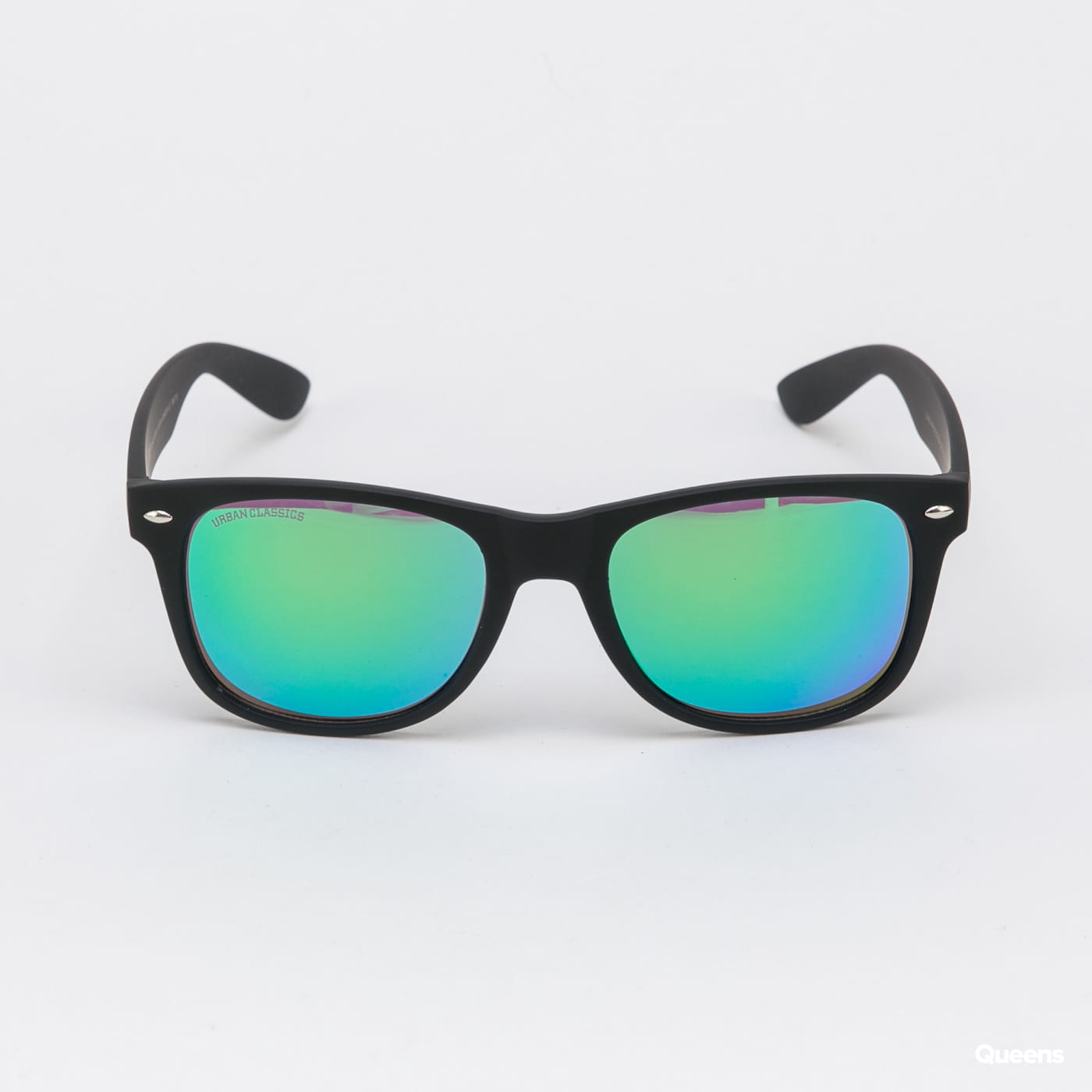 Urban Classics Sunglasses Likoma Mirror UC black / green