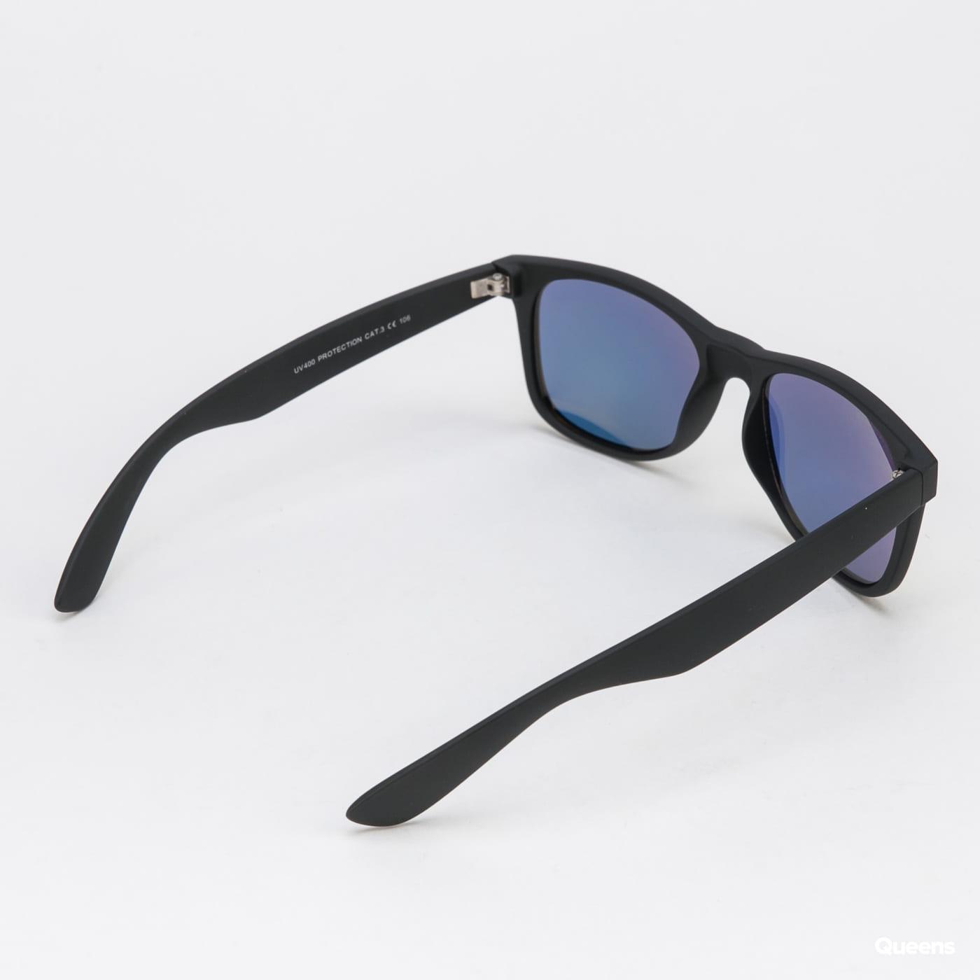 Urban Classics Sunglasses Likoma Mirror UC black / orange