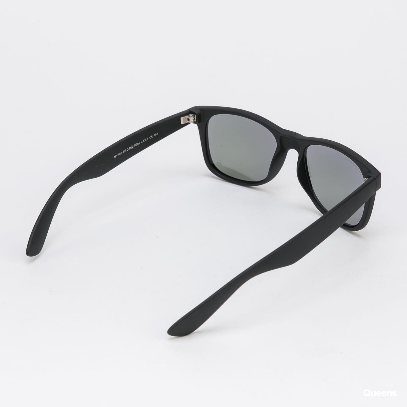 Urban Classics Sunglasses Likoma Mirror UC black / purple