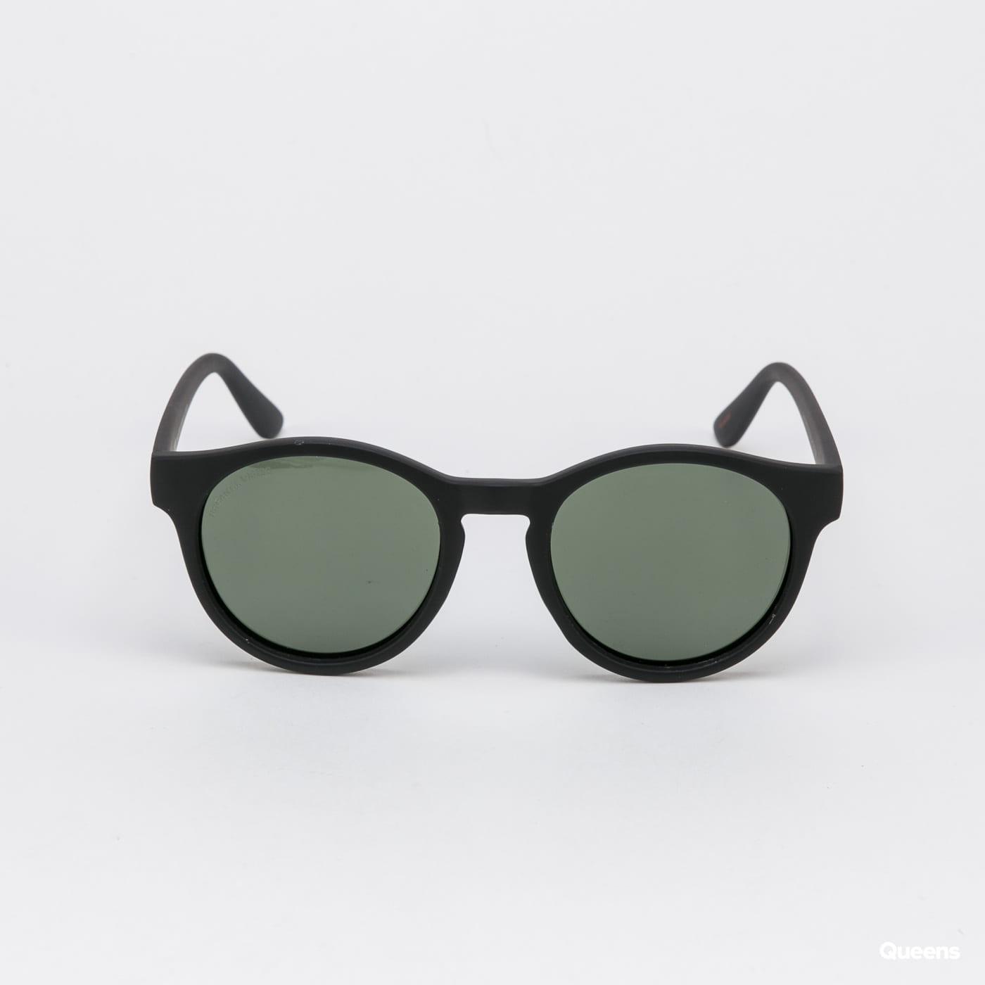 Urban Classics Sunglasses Sunrise UC černé / zelené