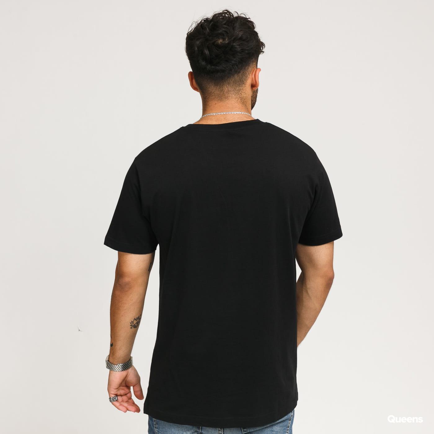Urban Classics Swipe Up Tee black