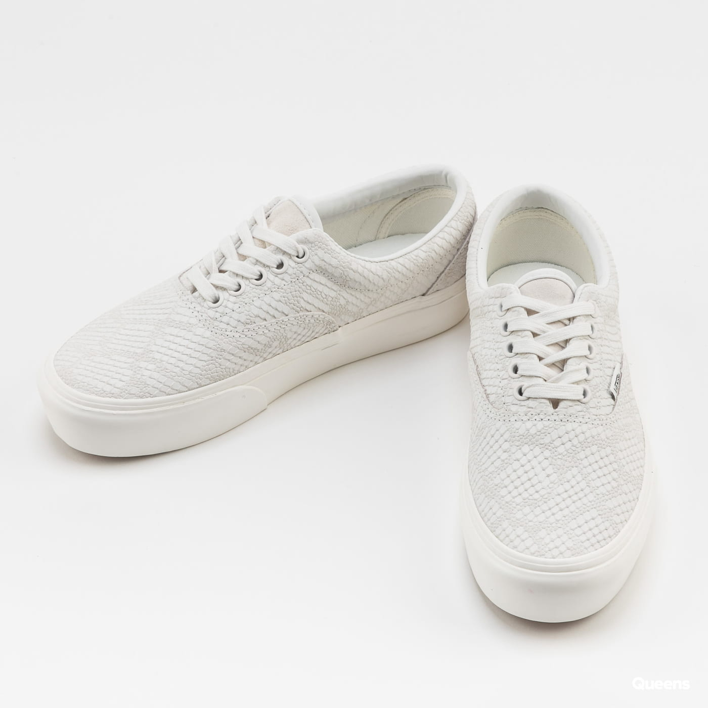 Vans Era Platform (animal) emboss / blanc de blanc