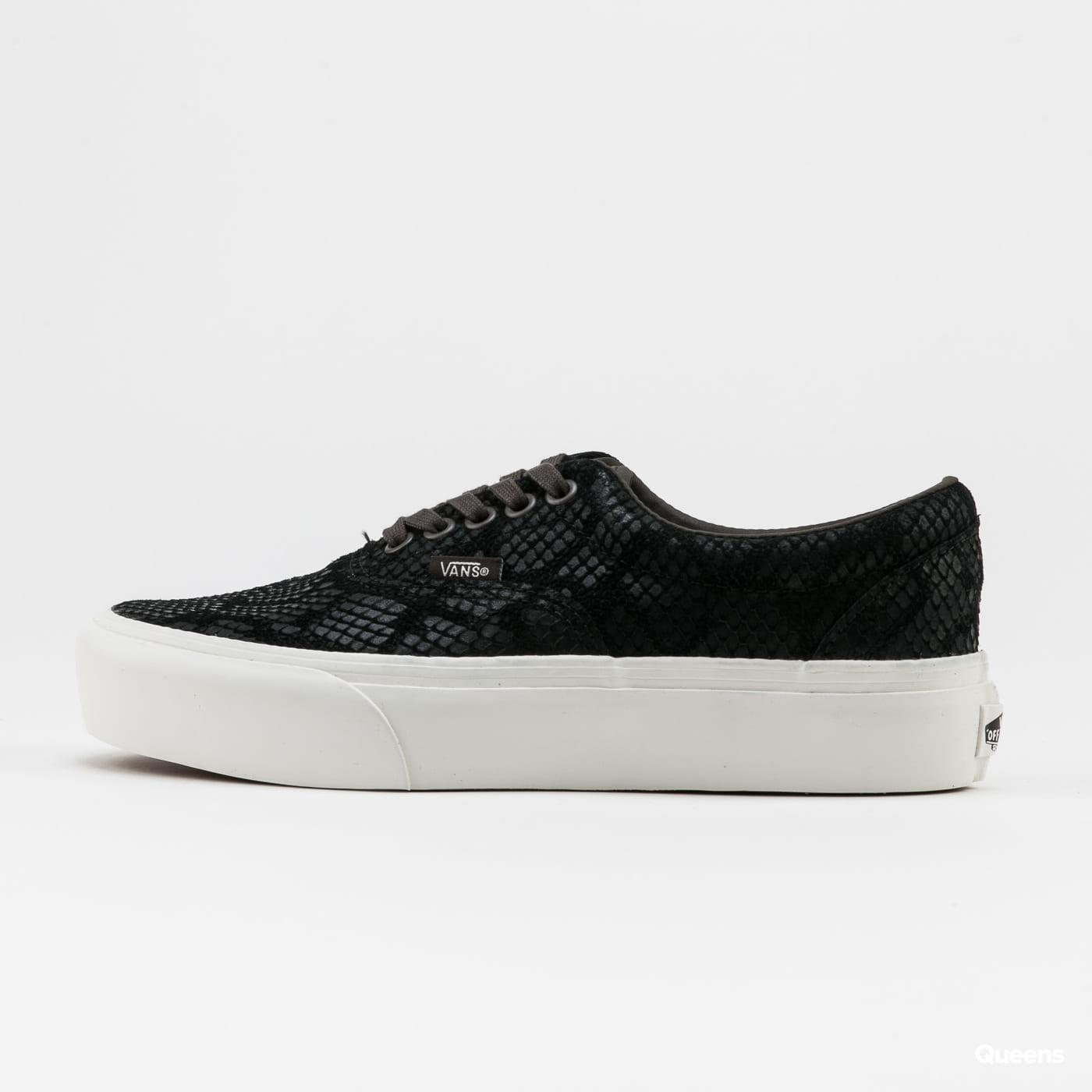 Vans Era Platform (animal) emboss / black