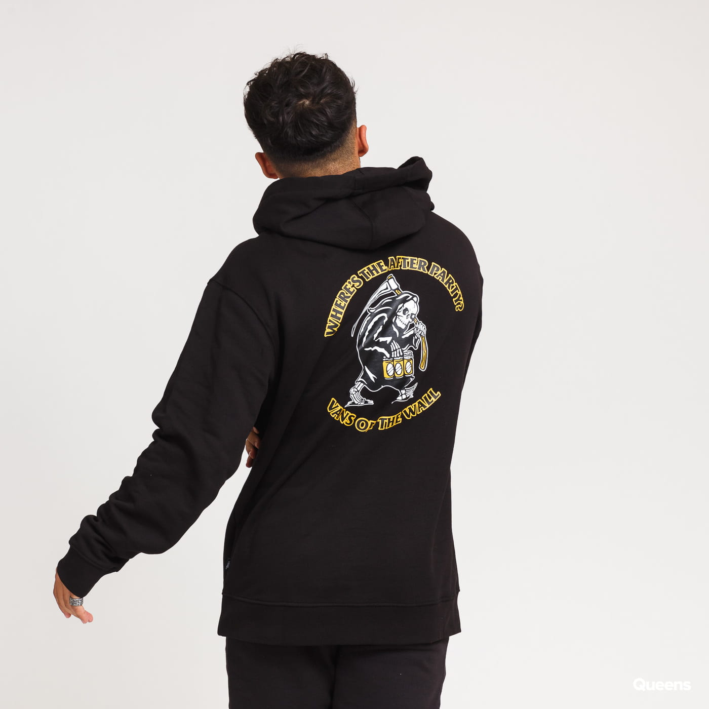 Vans MN Where's the Afterparty Pullover black