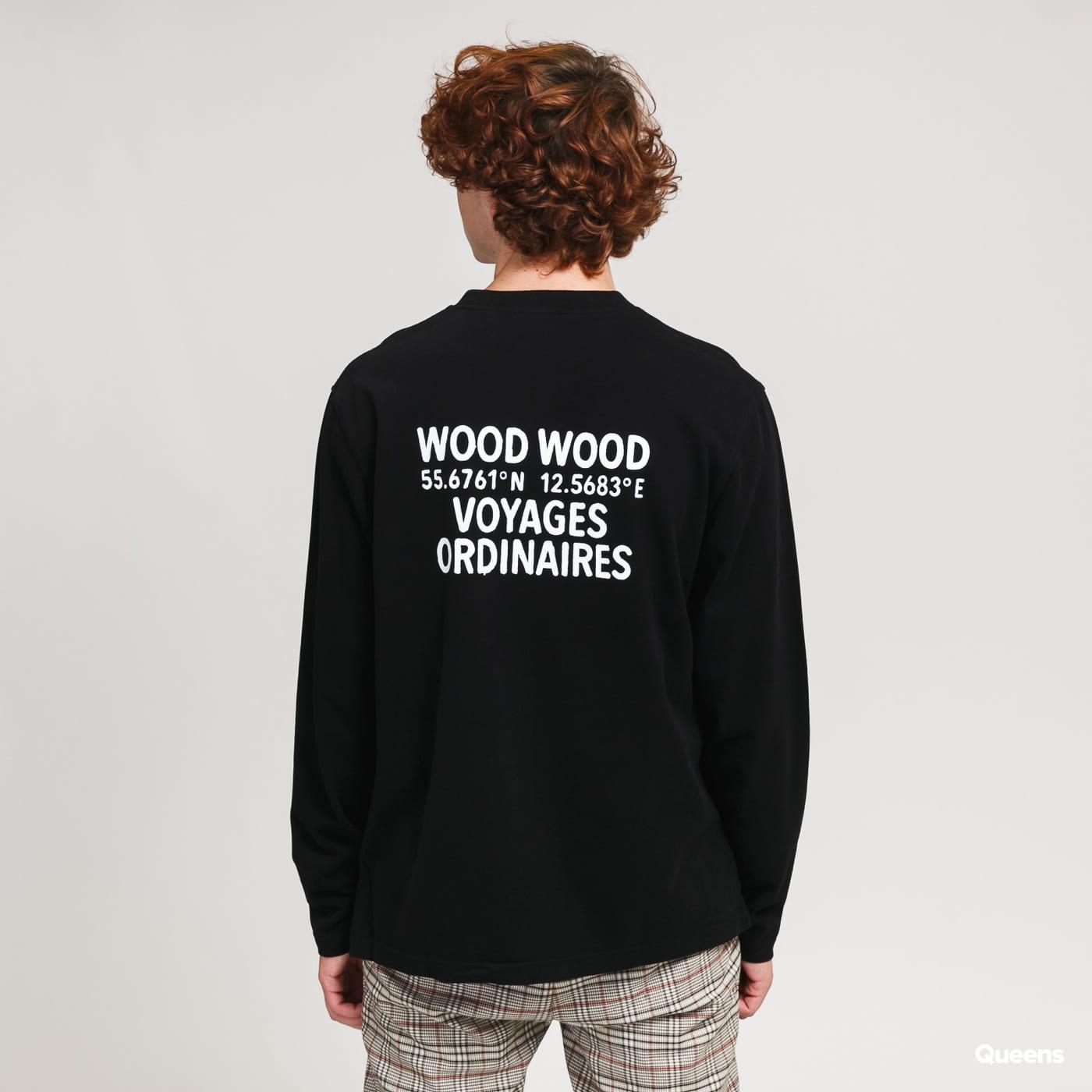 WOOD WOOD Anakin Long Sleeva black