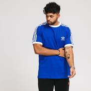 adidas Originals 3 Stripes Tee tmavě modré