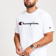 Champion Script Logo Crewneck Tee