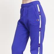 Champion Tape Elastic Cuff Pants blue