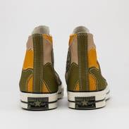 Converse Chuck Taylor 70 Camo Shell dark moss / black / egret