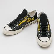 Converse Chuck Taylor 70 Flames black / speed yellow / egret