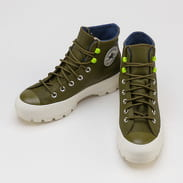 Converse Chuck Taylor AS Lugged Winter dark moss / navy / egret