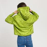 Daily Paper Jowa Hoody zelená / tmavě zelená