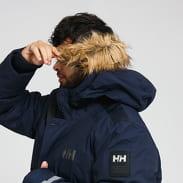 Helly Hansen Svalbard Parka navy