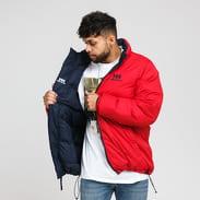 Helly Hansen YU Reversible Puffer Jacket navy / červená