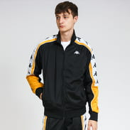 Kappa Banda 10 Ahran černá / bílá / tmavě žlutá