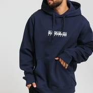 NAPAPIJRI B - Box Hoody navy