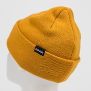NAPAPIJRI F - Patch Beanie tmavě žlutý