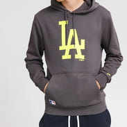 New Era MLB Seasonal Team Logo Hoody LA dark gray