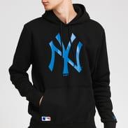 New Era MLB Seasonal Team Logo Hoody NY černá / modrá