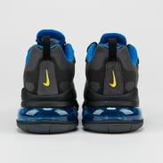 Nike Air Max 270 React black / tour yellow - dark grey