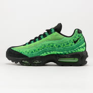 "Nike Air Max 95 CTRY ""Naija"" pine green / black - sub lime"