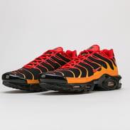 Nike Air Max Plus black / chill red - vivid orange