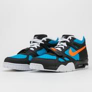 Nike Air Trainer 3 black / total orange - laser blue