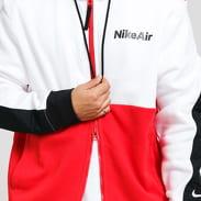 Nike M NSE Air Hoodie FZ červená / bílá