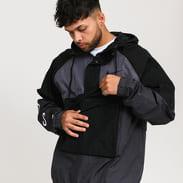 Nike M NSW Swoosh Jacket Woven černá / tmavě šedá