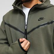 Nike M NSW Tech Fleece Hoodie FZ olivová
