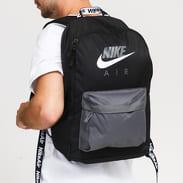 Nike NK Heritage Backpack - NK Air černý / tmavě šedý