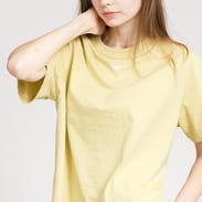 Nike W NSW Essential Top SS BF žlutozelené