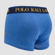 Polo Ralph Lauren Stretch Cotton Classic Trunk melange modré