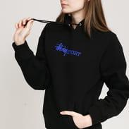 Stüssy Stussy Sport Hood černá