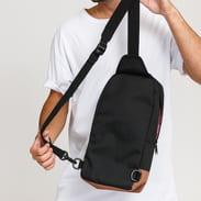 The Herschel Supply CO. Heritage Shoulder Bag černý / hnědý