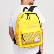 The Herschel Supply CO. Independent Classic XL Backpack žlutý / černý