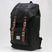 The Herschel Supply CO. Little America Backpack černý / šedý / hnědý