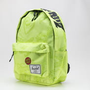 The Herschel Supply CO. Santa Cruz Classic XL Backpack limetkový